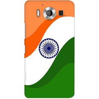 G.store Printed Back Covers for Microsoft Lumia 950 Multi 38901