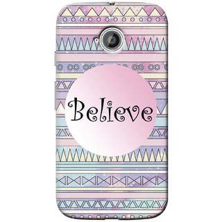 G.store Printed Back Covers for Motorola Moto E 2nd gen Multi 39326