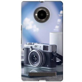 G.store Printed Back Covers for Micromax YU Yuphoria Multi 38733