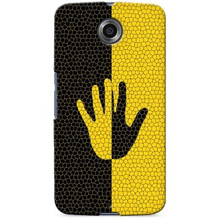 G.store Printed Back Covers for Motorola Google Nexus 6 Multi 39197