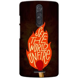 G.store Printed Back Covers for Motorola Moto X (Gen 3)  Multi 40065