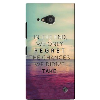 G.store Printed Back Covers for Microsoft Lumia 735 Multi 40454