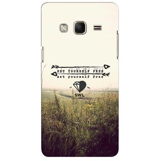 G.store Printed Back Covers for Samsung Z3 Multi 45485