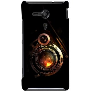G.store Printed Back Covers for Sony Xperia SP Black 46412