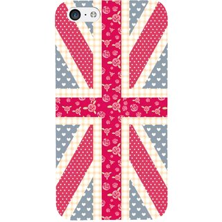 G.store Printed Back Covers for Apple iPhone 5 Multi 29615