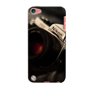 G.store Printed Back Covers for Apple iPod touch 5th Generation Black 30309