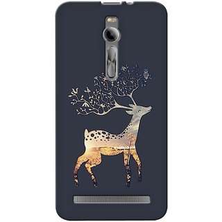 G.store Printed Back Covers for Asus Zenfone  2 Multi 30560