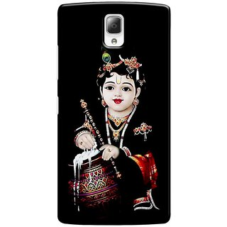 G.store Printed Back Covers for Lenovo a2010 Black 34181