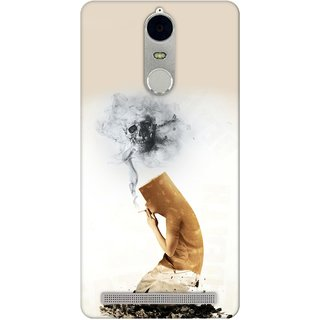 G.store Hard Back Case Cover For Lenovo K5 Note 49859