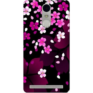 G.store Hard Back Case Cover For Lenovo K5 Note 49869