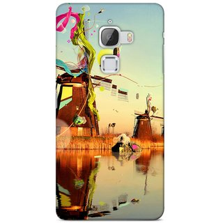 G.store Hard Back Case Cover For Letv Le Max 50262