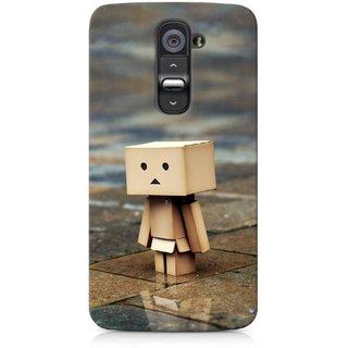 G.store Hard Back Case Cover For LG G2 50337