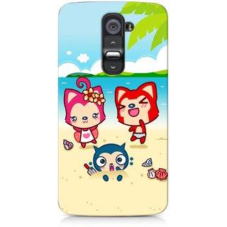 G.store Hard Back Case Cover For LG G2 50345