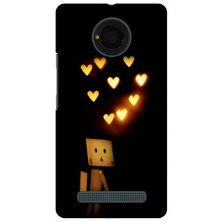 G.store Hard Back Case Cover For Micromax Yu Yunique 51220