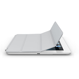 Callmate Magnetic Smart Case For IPad 2, 3 & 4 With Screen Guard - Gray