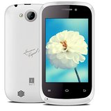 IBall Andi 3.5Kke Genius Mobile Phone - White And Grey