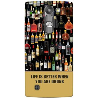 G.store Hard Back Case Cover For LG G4 Mini 50417