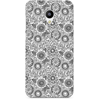 G.store Hard Back Case Cover For Meizu M2 50640