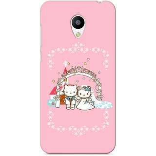G.store Hard Back Case Cover For Meizu M2 50644