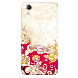 G.store Hard Back Case Cover For Micromax Canvas Selfie 2 Q340 51090