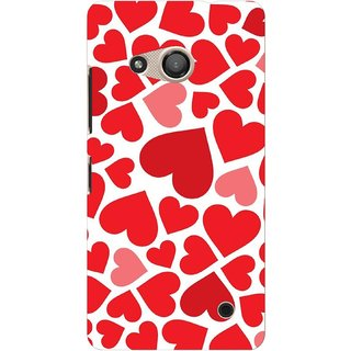 G.store Hard Back Case Cover For Nokia Lumia 550 51763