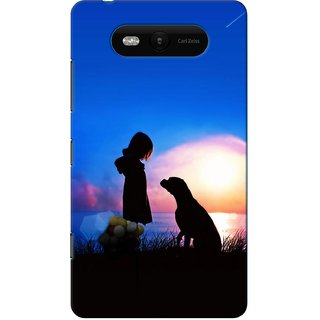 G.store Hard Back Case Cover For Nokia Lumia 820 51966