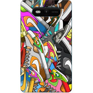 G.store Hard Back Case Cover For Nokia Lumia 820 51973