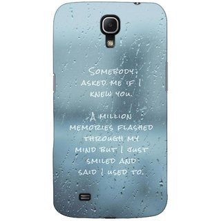 G.store Hard Back Case Cover For Samsung Galaxy Mega 6.3 52196