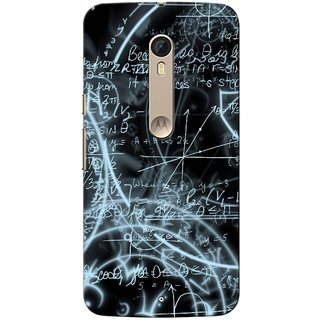 G.store Hard Back Case Cover For Motorola Moto X Style 51627