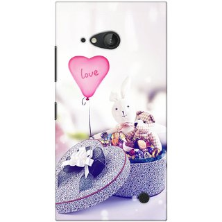 G.store Hard Back Case Cover For Nokia Lumia 730 51856