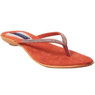 Msc Orange WomenS Flat