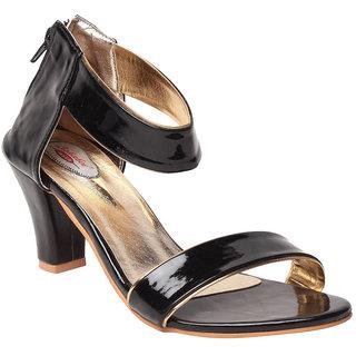 Msc Black WomenS Heels