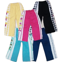 Kids Cotton Batch Track Pant Set of -5