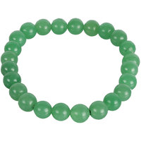 Healing Reiki Crystal Green Aventurine Beads Bracelet