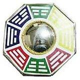 Pa Kua Mirror/ Ba Gua Mirror Small - Diameter 16cm