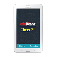 Edutab VII For Class 7 CBSE/ICSE Preparation Along With  Tablet Samsung T-116