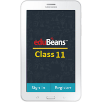 Edutab XI For Class 11 Science CBSE/ICSE Preparation Along With  Tablet Samsung T-116