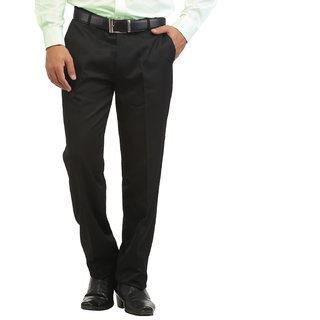 Inspire Black Formal Trouser