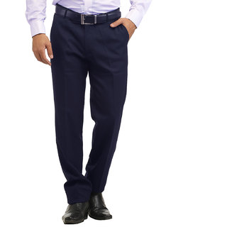 Inspire Blue Formal Trouser