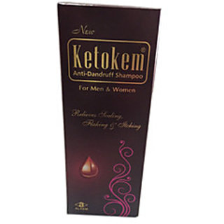 Ketokem Anti-Dandruff shampoo set of 2 pcs.