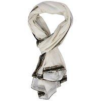 Sofias Designer Pure 100  Cashmere Medium Size ( 70 X 200 Cms ) Shawl With Sequins 4 Side Border Emzsofiascashseq3