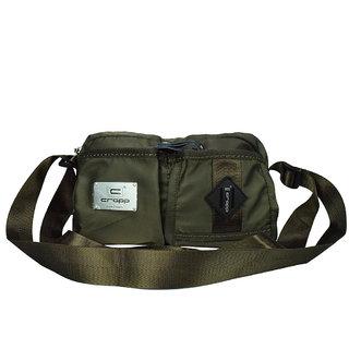 Cropp Ultra Light Sling Bag,Brown emzcroppSB5222antbrown