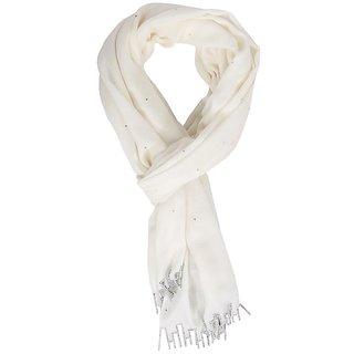 Sofias Designer Pure 100  Cashmere Medium Size ( 70 x 200 cms ) Shawl With Crystals emzsofiascrystal5