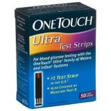One Touch Ultra Test Strp Box 25 Strips En