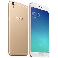 OPPO A37 Dual SIM  2.5D Arc Edge Screen  RAM 2GB  ROM 16GB  4G  - Gold