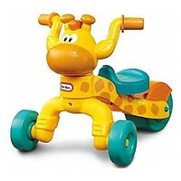 Little Tikes Go And Grow Lil Rollin Giraffe, Multi Color