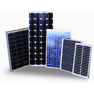 Techamazon - solar panel - 12V/5watt with Aluminum body free