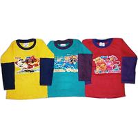Kids Doctor Pack of 3 Full Sleeves T-shirt for Boys