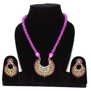 Jewels Kafe Necklace Set