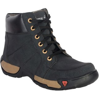 1AAROW Chopper Mens Boot Black